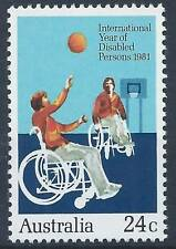 1981  Australia~Year For Disabled Persons ~Unmounted Mint~Stamp Set~ UK Seller~