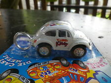 "VW COCCINELLE LITTLE BEETLE KAFER PORTE CLE "" KITTY "" neuf blister scellé"