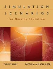 Simulation Scenarios for Nursing Education-ExLibrary