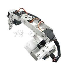 6DOF Aluminium Mechanical Robotic Arm Clamp Claw Claw Mount Robot Kit Set