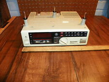 Vintage GENERAL ELECTRIC GE SPACEMAKER Radio Model No. 7-4230A w Clock & Light