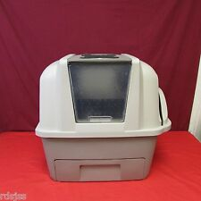 CAT IT AUTOMATIC KITTY LITTER BOX PRE-OWNED WORKS 100%