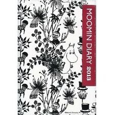 MOOMIN DIARY 2013 cover design by Bob Foundation Book