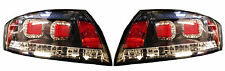 Audi Tt 00-06 Red Black Smoke LED Back Rear Tail Lights Lamp Indicator Spare Set