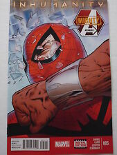 MIGHTY AVENGERS ISSUE # 5.   MARCH 2014.  INHUMANITY. N.MINT. NEW STOCK