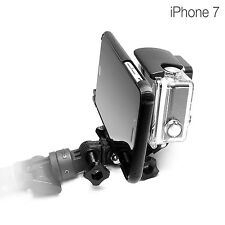 Pivot Mount para iPhone 7 to GoPro Connector accesorios go pro pole adaptador