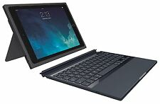 Logitech BLOK Protective Keyboard Case for iPad Air 2, Black (920-007417)
