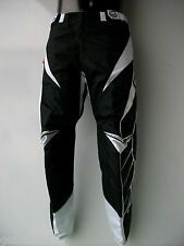 "NEW SCOTT Sz 30"" MOTOCROSS ENDURO PANTS TROUSERS TRAIL BLACK CRF XCF DRZ YZ KX"