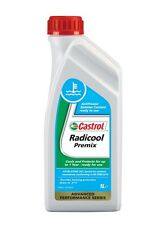 Castrol Radicool Premix 1L Kühlflüssigkeit - Frostsicherheit von -37°C