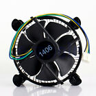 New PC CPU Cooling Fan Cooler Heatsink For Intel LGA775 LGA1155 Core i7 i5 i3 EW