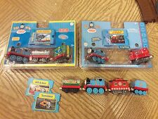 Take Along n Play Thomas 9 piece set - Target Caboose, Tidmouth, Birthday, Jet