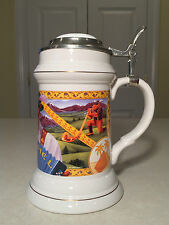 Vintage Limited Edition JOE CAMEL Cigarettes Collectible 26 oz LIDDED BEER STEIN