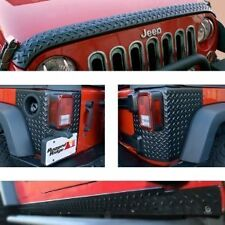Rugged Ridge Body Armor 5 Piece Kit 07-15 Jeep Wrangler Unlimited 4 Dr. 11651.50