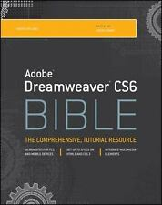 Adobe Dreamweaver CS6 Bible-ExLibrary