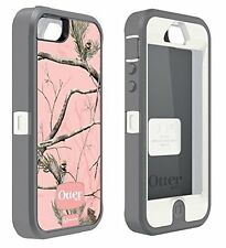 New! OtterBox Defender Case for iPhone 5 AP Pink 77-22522 Brand New