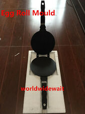New Round Egg Roll Mould Egg-biscuit-roll Machine 1PC