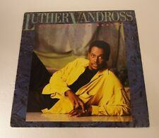 LUTHER VANDROSS - Give Me The Reason - VG+ LP Record Epic E40415