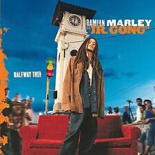 DAMIAN JR. GONG MARLEY Halfway Tree CD BRAND NEW
