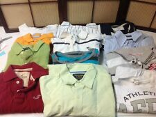 Wholesale LOT Mens Shirt Sz Large 12 Pieces