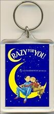 Crazy For You. The Musical. Keyring / Bag Tag.