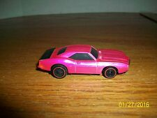 Vintage Hot Wheels Sizzlers 1970-71 Pink Firebird Trans Am made Mexico