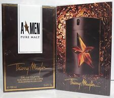 Thierry Mugler A MEN PURE MALT 100ml EdT Eau de Toilette Spray NEU/OVP