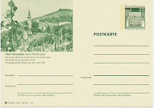 BRD 1969 20 Pfg. Bildpost-GA Bauten 7067 GRUNBACH Kr Waiblingen – WEINORT