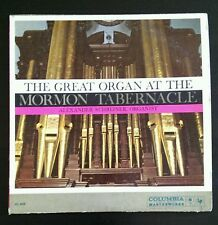 The Great Organ at the Mormon Tabernacle lp