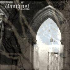 Pantheist - Amartia CD 2012 reissue progressive doom Belgium Grau