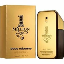 PACO RABANNE 1 MILLION 50ML EAU DE TOILETTE SPRAY BRAND NEW & SEALED