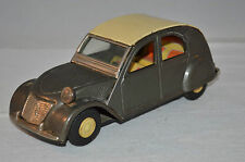 Daiya Citroen 2 CV Tin Litho Japan 1953 - 1956 Friction sehr selten rare