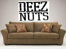 "DEEZ NUTS MOSAIC 35""X33"" INCH WALL POSTER JJ PETERS"