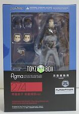 "In STOCK Figma ""Motoko Kusanagi"" Ghost In the Shell New Movie Action Figure 274"