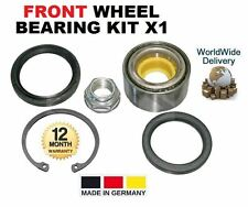 FOR SUBARU FORESTER TURBO 2.0 S 2.5 XT 2002--  NEW FRONT WHEEL BEARING KIT X1