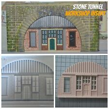 00 Gauge Workshop Insert For Lineside STONE Arch Mould - Linka And 00 Compatible