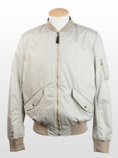 New  Dolce & Gabbana Light Grey Jacket Retail $950 Size 50