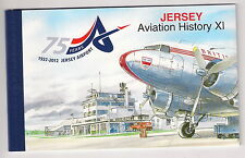 JERSEY 2012 £13.95 AVIATION HISTORY (11th series) PRESTIGE BOOKLET SB71