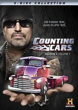 NEW, COUNTING CARS, SEASON 2, VOLUME 1, DVD, DANNY KOKER