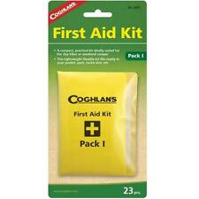 Coghlans Light Weight First Aid Kit 23 Piece Pack I Camping Fishing Hunting