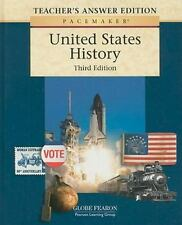 United States History (2001, Paperback, Teacher's Edition of Textbook)
