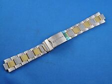 CERTINA Stainless Steel Wristwatch Metal Band Strap Bracelet 18mm #603