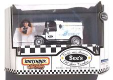 SEE'S Candies TRUCK 1912 FORD Model T 1/43 DIECAST MATCHBOX COLLECTIBLES CAR