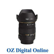 New Sigma 17-50mm F/2.8 EX DC OS HSM F2.8 Lens for Canon 1 Yr Au Wty