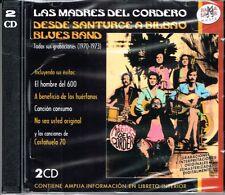 Las Madres Del Cordero  Desde SANTURCE A BILBAO  BLUES BAND NEW SEALED 2 CDS SET