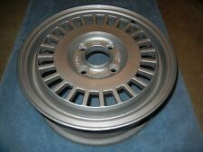 Reconditioned Saab 900 82-86 24 Slot Alloy Wheel 15 x 5.5 114mm Bolt