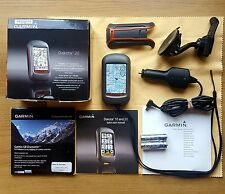 Coffret Garmin Dakota 20 avec Garmin Discovery 1:50K Full G.B O.S cartes + Kit voiture