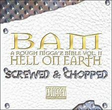 Bam: Hell on Earth-Screwed and Chopped Explicit Lyrics Audio Cassette