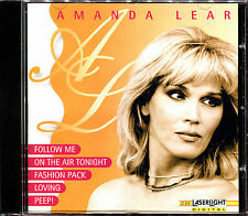AMANDA LEAR - BEST OF (FOLLOW ME) - CD ALBUM [1169]
