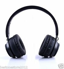 Bluetooth Headphones + Bluetooth Speaker New (2 in 1) Hi-Fi Wireless Headphones