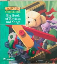 Teacher Big Book RHYMES & SONGS Kinder 1st SHARED READING